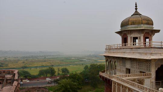 Ein anderer Blick. Orte die viel zu bieten haben. Optisch und mental – Agra und Rishikesh