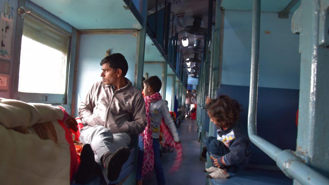 Die Magie der Zugfahrten in Indien
